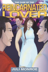 Cover of The Case of The Reincarnated Lover